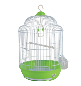 ANIMAL TREASURES (W) AT Round Bird Cage