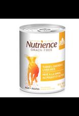 NUTRIENCE Nutrience Grain Free Turkey, Chicken & Liver Pâté - 369 g (13 oz)