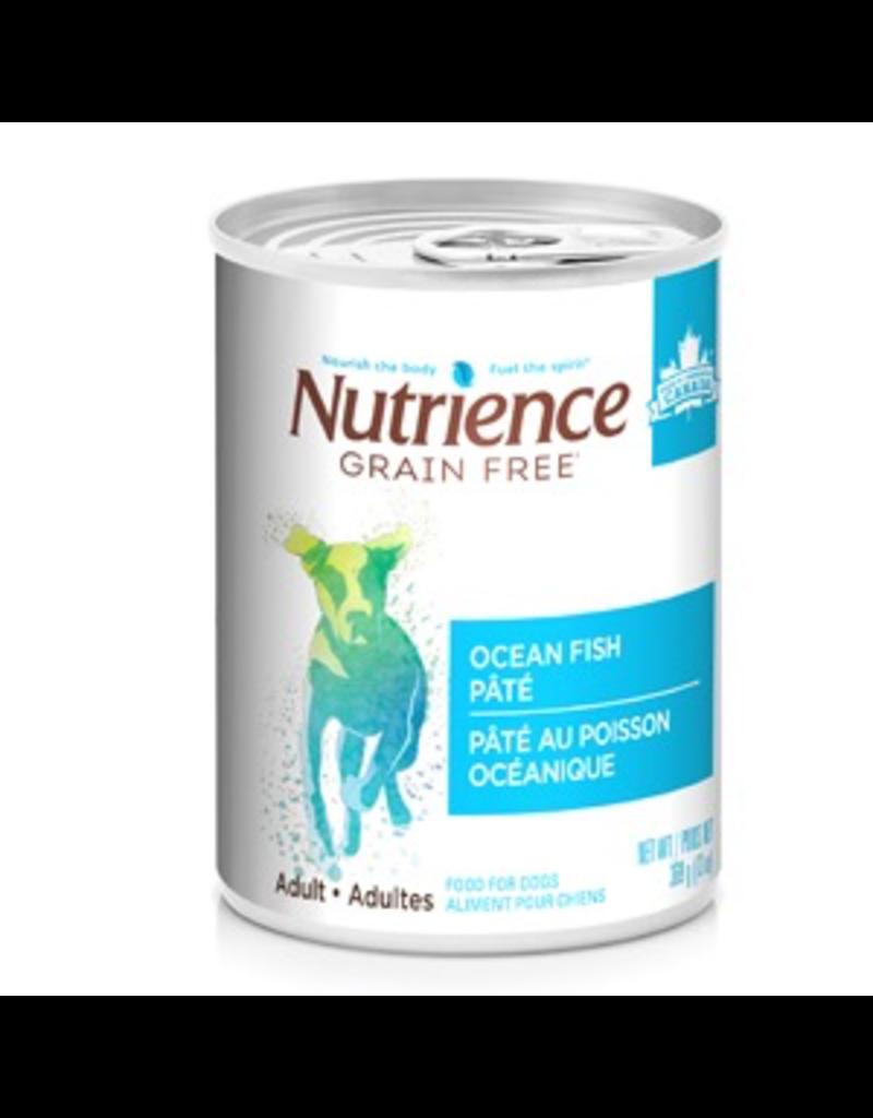 NUTRIENCE Nutrience Grain Free Ocean Fish Pâté - 369 g (13 oz)