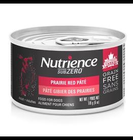 NUTRIENCE Nutrience Grain Free Subzero Pâté - Prairie Red - 170 g (6 oz)