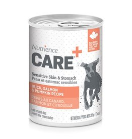 NUTRIENCE Nutrience Care Dog Sensitive Skin & Stomach Can, 369g