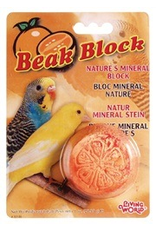 LIVING WORLD LW Mineral Block- Orange