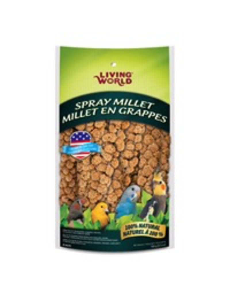 LIVING WORLD LW Spray millet 100gr
