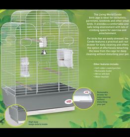 LIVING WORLD Living World Condo Bird Cage