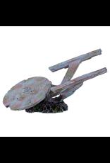 UNDERWATER TREASURES UT SUNKEN SPACE SHIP LG
