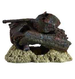 UNDERWATER TREASURES UT Battle Tank