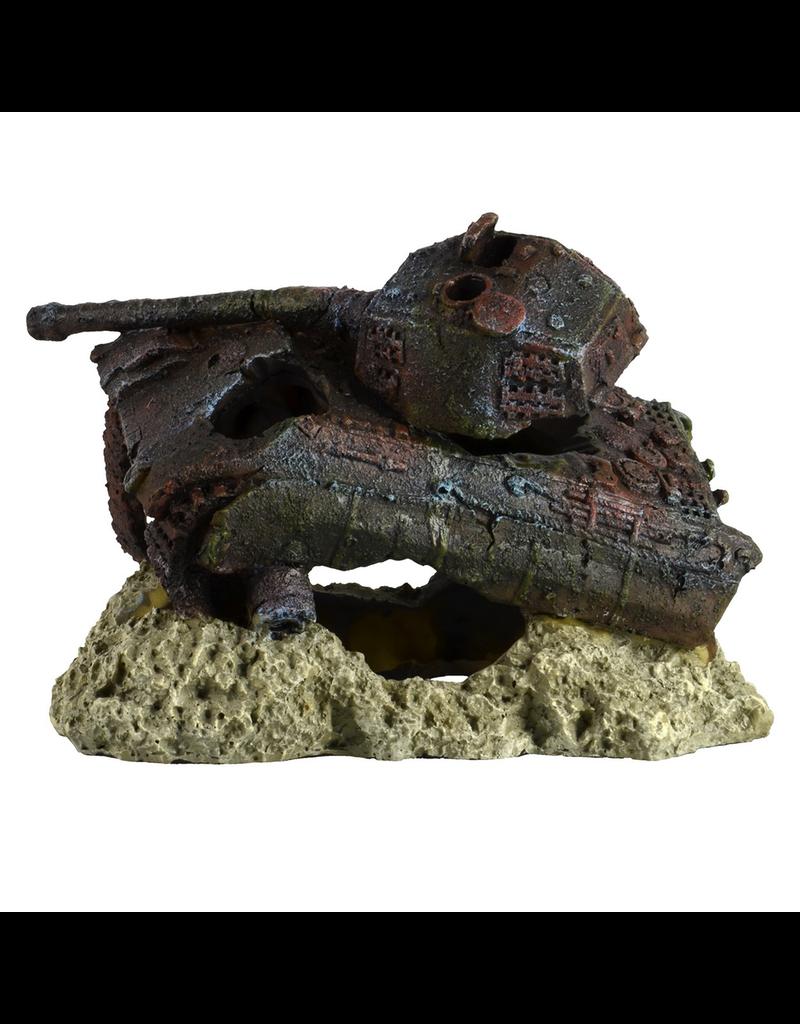 UNDERWATER TREASURES UT Battle Tank