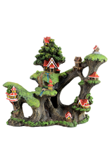 UNDERWATER TREASURES UT Tree House Village