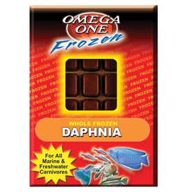 OMEGA ONE (W) OE Frozen Daphnia - Cubes - 3.5 oz