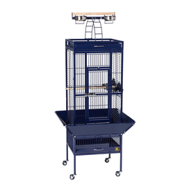 PREVUE HENDRYX (W) Product PREVUE HENDRYX Select Bird Cage - Blue