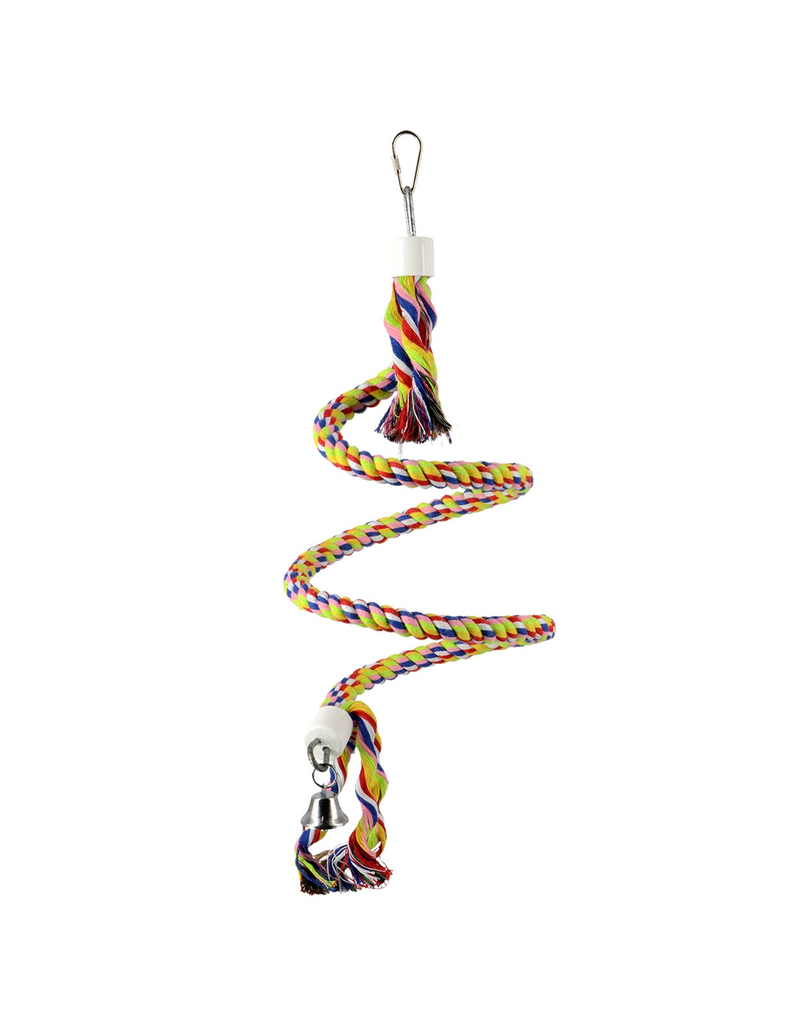 ANIMAL TREASURES AT Birdie Jingle Flex Rope