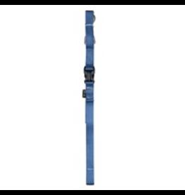 ZEUS Zeus Nylon Lead 1.8m Lg Denim Blue