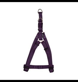 "ZEUS Zeus Nylon Step-In Dog Harness - Royal Purple - Small - 1 cm x 33 cm-45 cm (3/8"" x 13""-18"")"