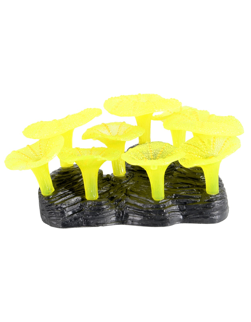 UNDERWATER TREASURES (D) Glowing Mushroom Reef - Yellow