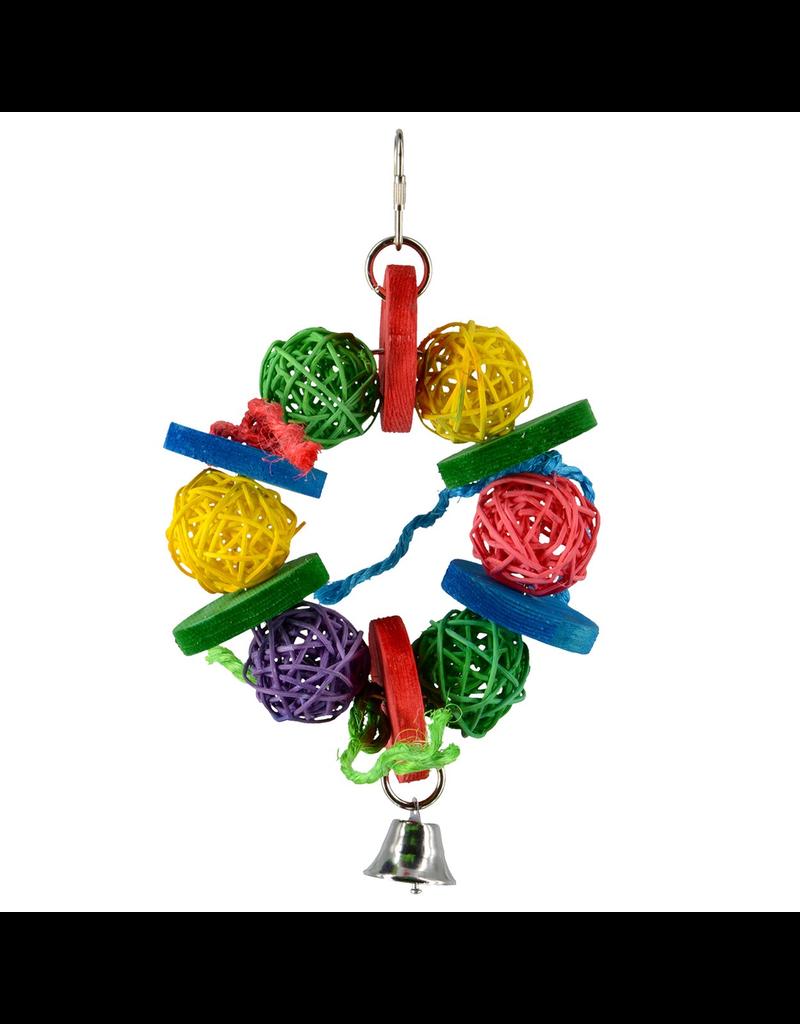 ANIMAL TREASURES AT Birdie Jingle Circle Balls