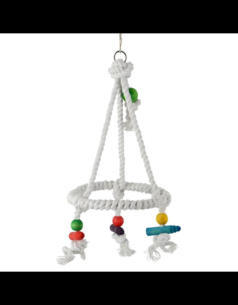 ANIMAL TREASURES AT Birdie Rope Wrangler