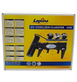 LAGUNA (D) LG UV Sterilizer/Clarifier 1000 (14 W)