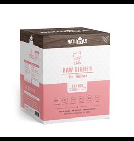 NATURAWLS (W) NatuRAWls Frz Raw Kitten Food 24 x 113g (C)