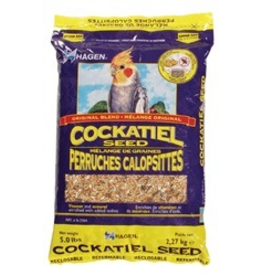 HAGEN Cockatiel Staple VME Seed,2.26kg-V