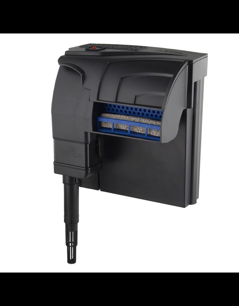 AQUEON QuietFlow LED Pro Aquarium Power Filter - 20
