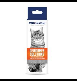 PROSENSE Pro-Sense Liquid Dewormer Solution for Cats 4oz