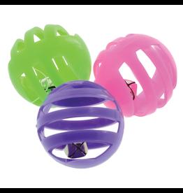 PENN PLAX PP PLASTIC BALL W/BELL