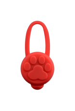 (D) Silicone LED Dog Tag - Pink/Blue