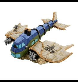 UNDERWATER TREASURES UT Flying Machine