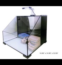 SEAPORA (D) SE 2 in 1 Aquatic/Amphibian LED Aquarium 5 Gal