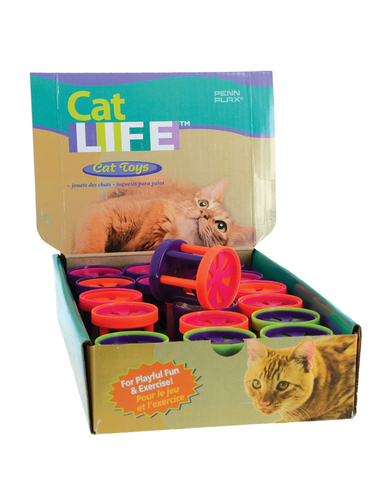 Cat Color Drums with Bell