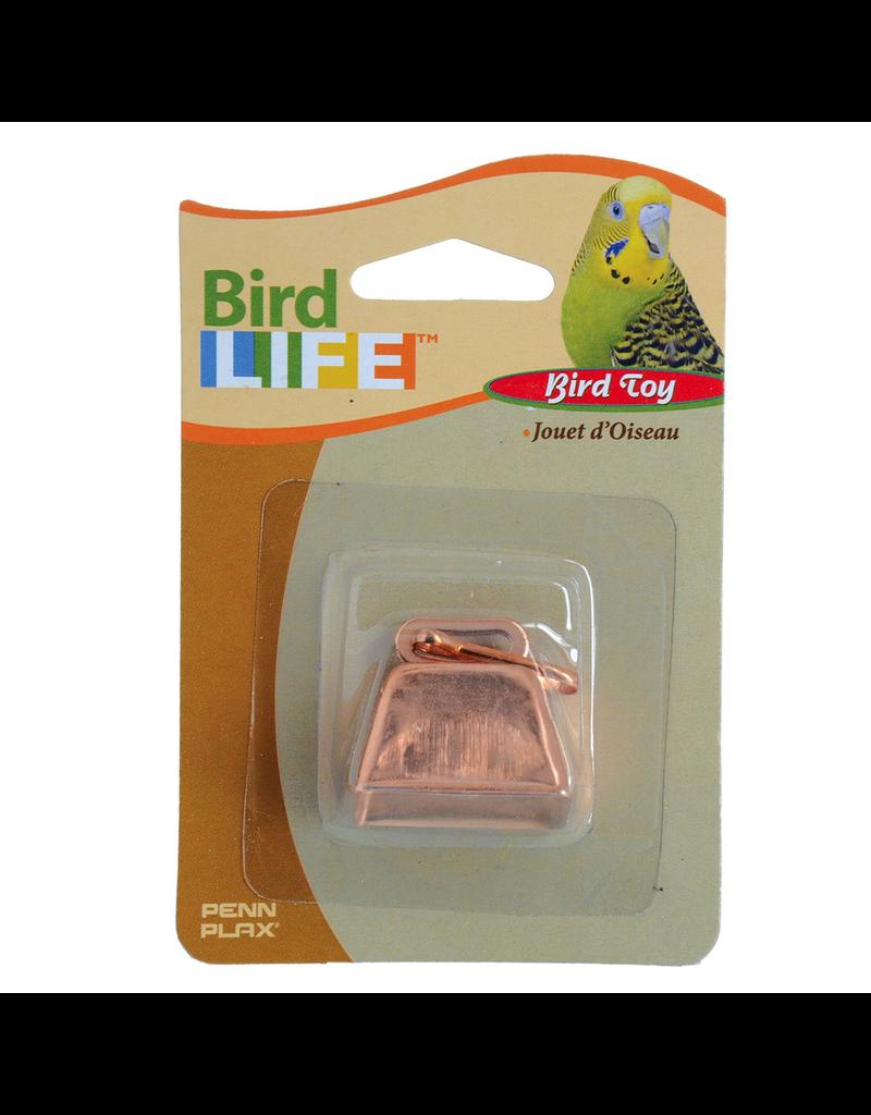 PENN PLAX Copper Bird Bell - Small
