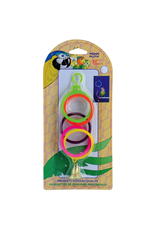PENN PLAX (P) Olympic Rings with Bell - Super