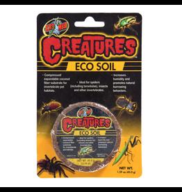 (D) Zoo Med Creatures Eco Soil - 1.59 oz
