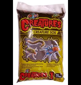 Zoo Med Creatures Creature Soil - 1 qt