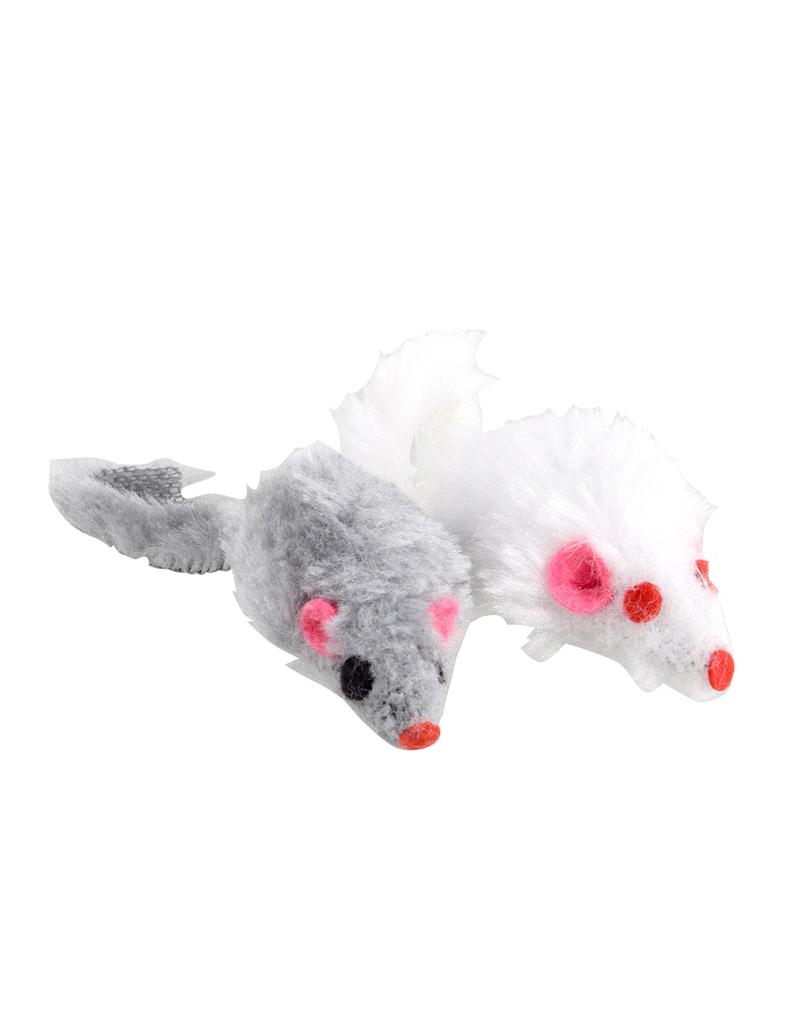 ANIMAL TREASURES AT Furry Mouse Toy