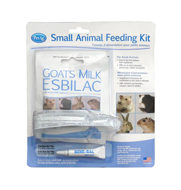 PETAG (D) PetAg Small Animal Feeding Kit - Goats Milk Esbilac