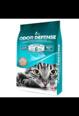 CAT IT Cat Love Odor Defense Unscented Premium Clumping Cat Litter - 12 kg (26.5 lb)