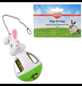 KAYTEE Play-N-Hay Toy - Rabbit