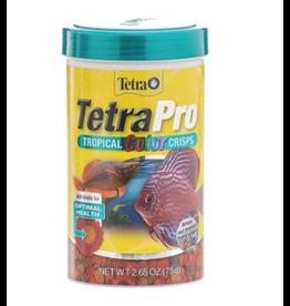 TETRA (W) Tetra PRO Fish Food Tropical Color Crisps 2.65oz