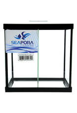 SEAPORA SE Betta Aquarium - 2 Compartments - 1 gal