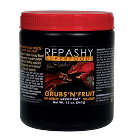 REPASHY (W) Repashy Grubs 'N' Fruit Gecko Diet - 12 oz