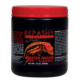REPASHY (W) Repashy Crested Gecko MRP Classic Diet - 12 oz