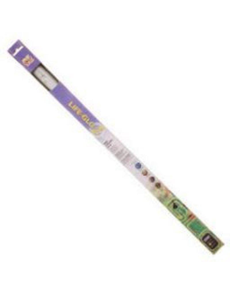 GLO (D) Life-Glo II Fluor. Bulb 40W T8-V
