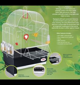 LIVING WORLD Living World Dorm Bird Cage
