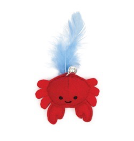 CAT IT (W) Catit Play Pirates Catnip Toy, Crab