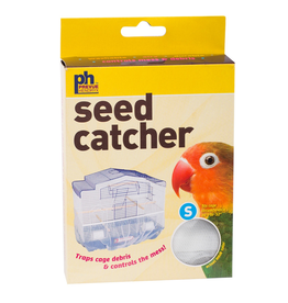 """PREVUE PET Mesh Seed Catcher - Assorted Colors - 26"""" to 52"""""""