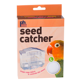 "PREVUE PET Mesh Seed Catcher - Assorted Colors - 52"" to 100"""