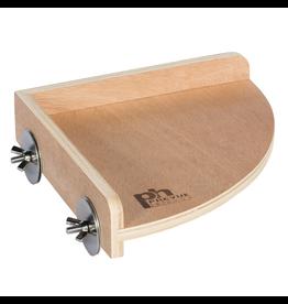 PREVUE PETS (W) Wooden Corner Platform - Small