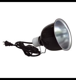 "(W) Zoo Med Mini Deep Dome Lamp Fixture - 5.5"""