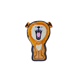 OUTWARD HOUND (D) Outward Hound Invincibles Tough Seamz Lion Dog Toy